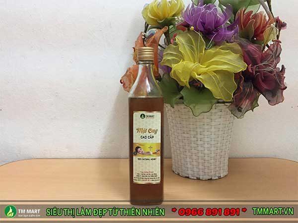Mật ong hoa cà phê nguyên chất 500g