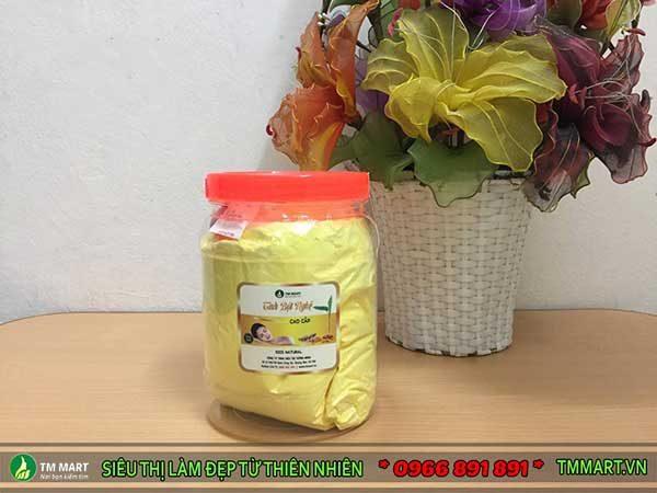 Tinh bột nghệ vàng nguyên chất 1kg