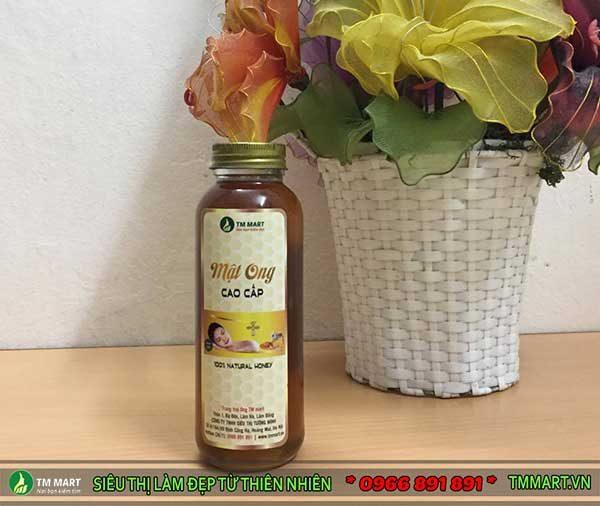 Mật ong hoa cà phê nguyên chất 100%