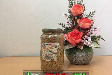 Hướng dẫn cách làm phấn hoa ngâm mật ong