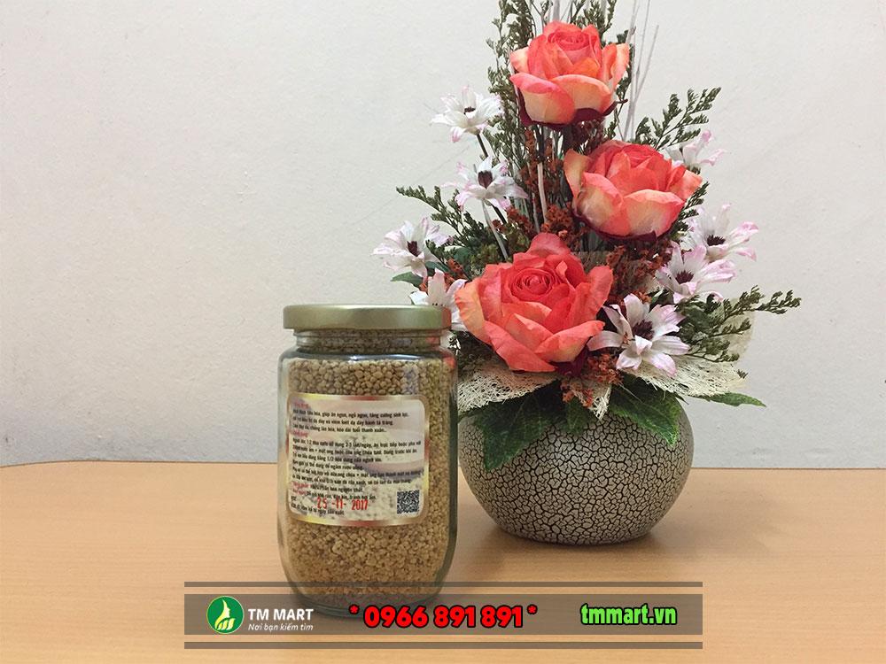 Phấn hoa cafe Lâm Đồng 250g