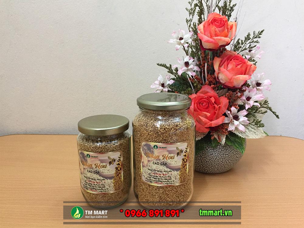 Phấn hoa cafe Lâm Đồng
