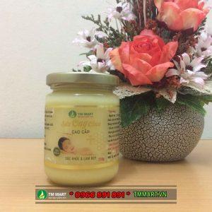 Sữa ong chúa tươi nguyên chất TM mart 250g
