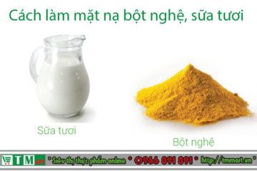 Mách bạn địa chỉ mua tinh bột nghệ nguyên chất uy tín ở Hà Nội