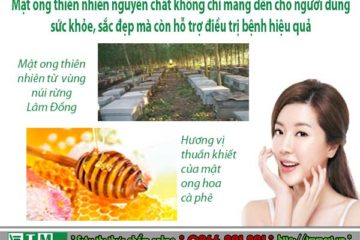 Uống mật ong với chanh có tác dụng gì?