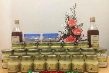 Làm đẹp an toàn bằng sữa ong chúa và mật ong