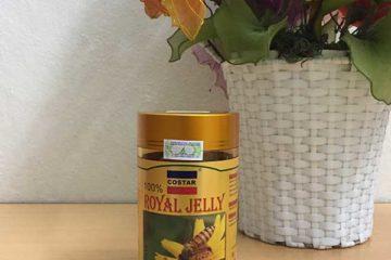 Giá sữa ong chúa Royal Jelly của Úc