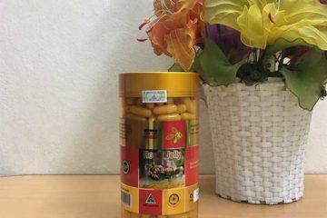 12 tác dụng tuyệt vời của viên sữa ong chúa Royal Jelly Úc