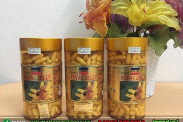 Mua sữa ong chúa Úc Royal Jelly ở đâu tốt?