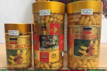 Mách bạn cách dùng sữa ong chúa viên Royal Jelly hiệu quả