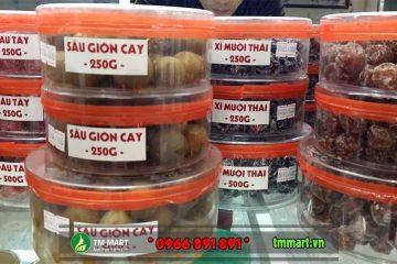 TM mart đại lý bán ô mai tại Hà Nội được lựa chọn nhiều nhất