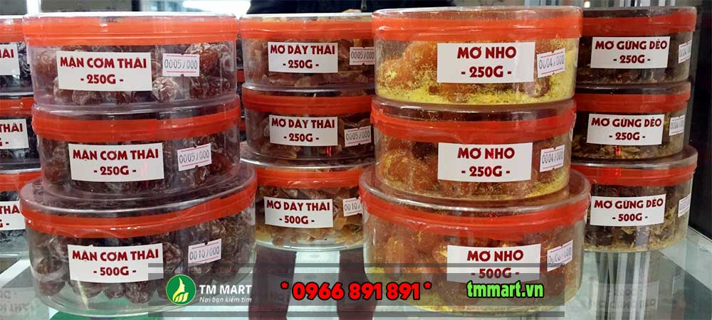 Ô mai Việt