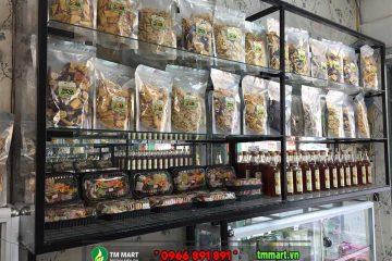 Địa chỉ uy tín bán buôn hoa quả sấy Đà Lạt tại Hà Nội