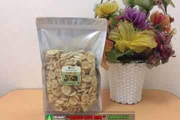 TM mart bán chuối sấy khô Đà Lạt tại Hà Nội