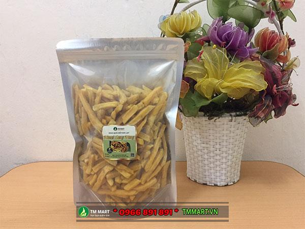 Khoai lang vàng sấy Đà Lạt 500g