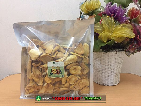 Mít sấy Đà Lạt 500g