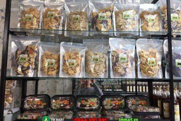 TM mart cung cấp hoa quả sấy giá sỉ tốt nhất tại Hà Nội