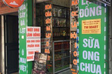 Địa chỉ bán sữa ong chúa nguyên chất tại Hà Nội