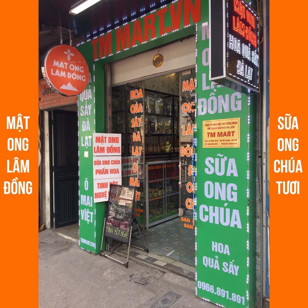shop siêu thị làm đẹp TMMART